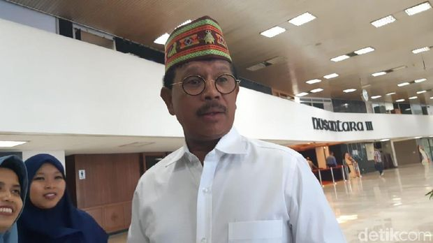 Kabar Kuat Gubernur NTT Viktor Laiskodat Bakal Jadi Menteri Jokowi