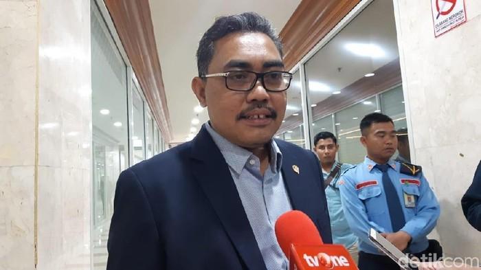 Foto: Ketua DPP PKB Jazilul Fawaid (Tsarina/detikcom)