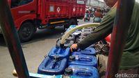Air Bersih Jadi Barang Mewah untuk Warga Miskin di Jakarta