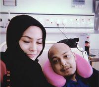 Viral, Kisah Haru Pengantin Baru Pengidap Kanker Bulan Madu di Rumah Sakit