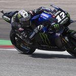 Giliran Maverick Vinales yang Tercepat di FP2 MotoGP Aragon