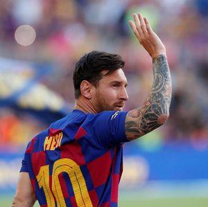 Reus: Semoga Messi Main Lawan Dortmund