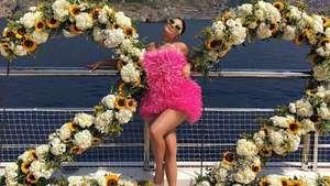 Penampilan Sunday Service Kanye West di Coachella