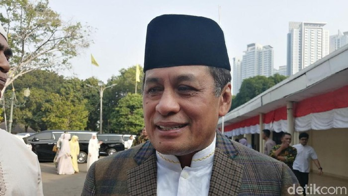 Nurdin Halid (Zakia/detikcom)