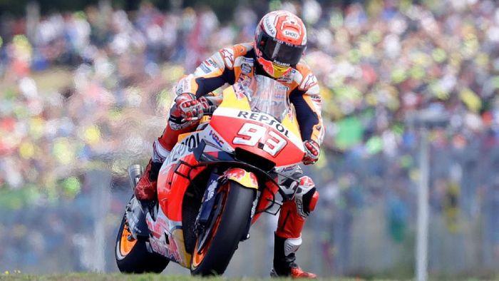 Marc Marquez tanpa tandingan lagi di MotoGP Austria? (REUTERS/David W Cerny)