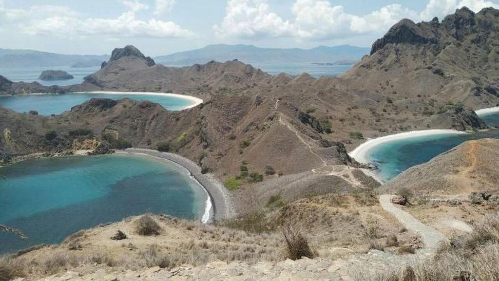 Pulau Padar yang Indah, Kamu Sudah ke Sana?