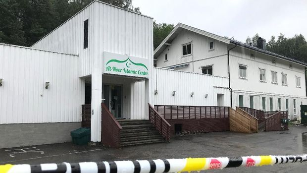 Masjid Al-Noor Islamic Centre di Norwegia