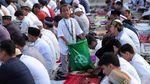 Begini Suasana Salat Idul Adha di Pelabuhan Sunda Kelapa