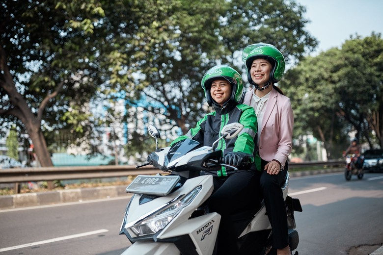 Grab Foto: Grab Indonesia