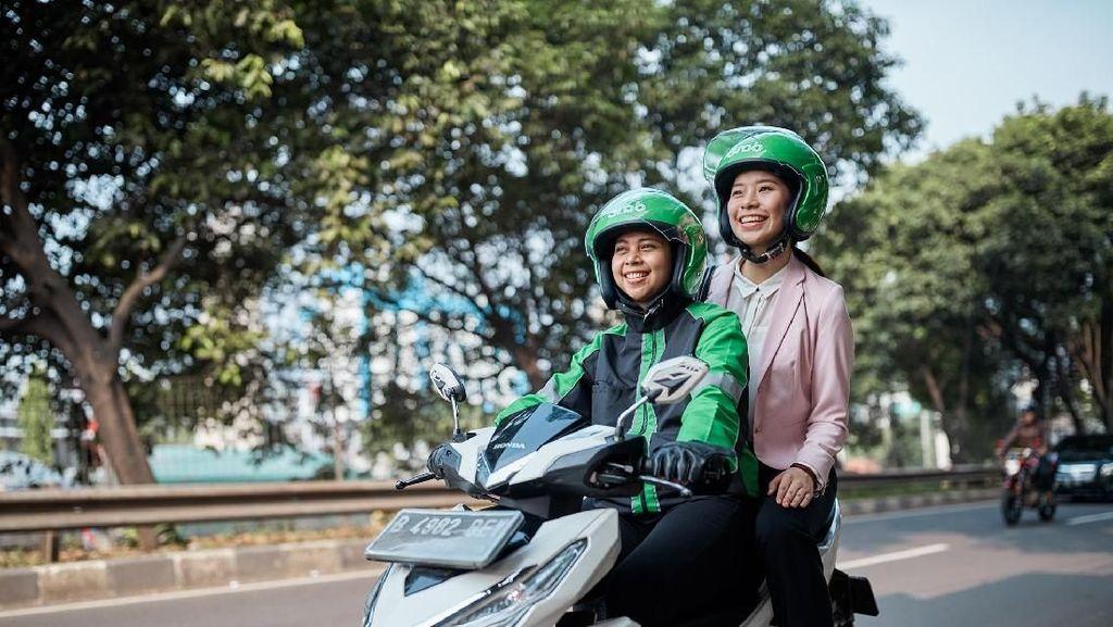 Grab Sambut Baik Ojek Online Hadir di Malaysia