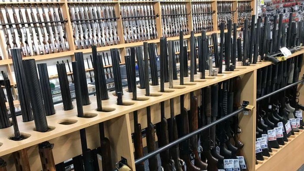 Dalam Sebulan 8 Ribu Senjata Diserahkan Kembali di Selandia Baru