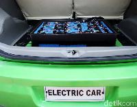 Aturan uji kendaraan listrik hanya butuh satu tanda tangan