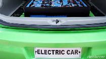 Alasan RI Ngotot Harus Jadi Produsen Utama Baterai Kendaraan Listrik