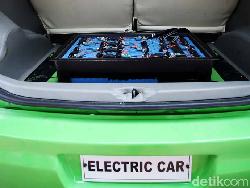 Siapin Lamaran! Pabrik Baterai Mobil Listrik RI Butuh 23 Ribu Pekerja