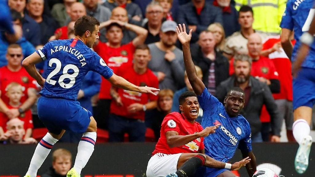Link Live Streaming Chelsea Vs Man United