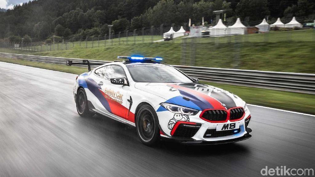 Gagahnya Safety Car Baru MotoGP