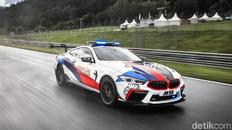 Safety car MotoGP BMW M8 Foto: BMW