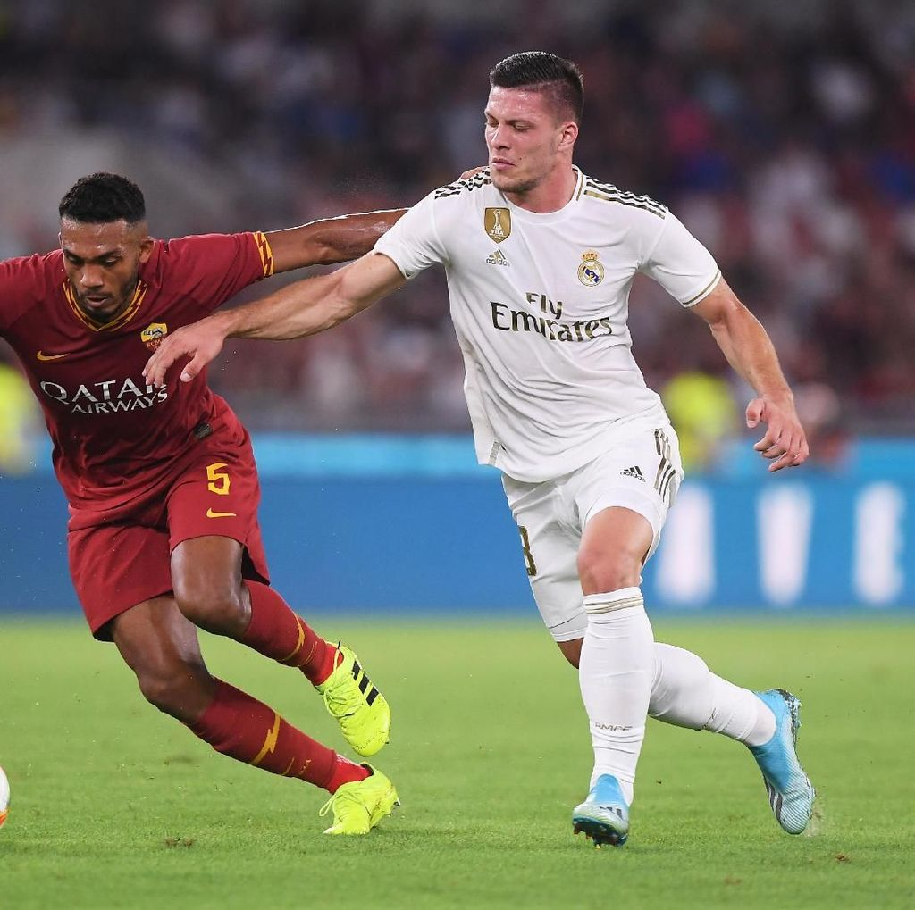Digosipkan Akan Dipinjamkan, Jovic: Zidane Percaya Saya Kok