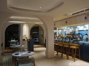 Sensasi Kuliner Unik Basque di Txoko, Restoran Bergaya Mediterania Modern