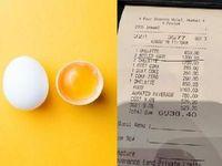 Hotel Ini Jual Dua Butir Telur Rebus Rp 340 Ribu, Netizen : Telur Dinosaurus Kali