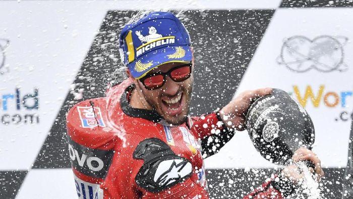 Dovizioso Asapi Marquez di Austria