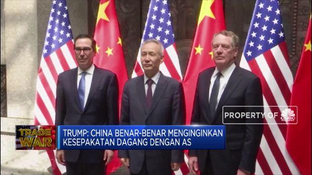 Ditopang Asa Damai Dagang AS-China, IHSG ke Zona Hijau
