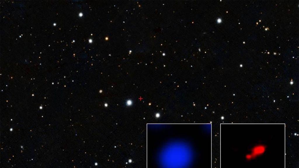 Mengejutkan! NASA Temukan Lubang Hitam yang Lebih Masif dari Matahari