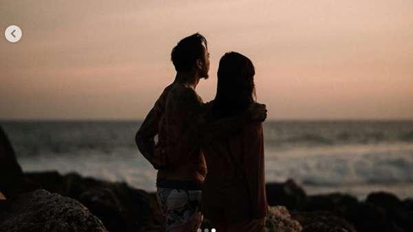 Warna, Cinta dan Tawa Nora Alexandra Calon Istri Jerinx