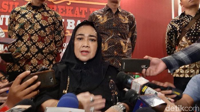 Anggota Dewan Pembina Partai Gerindra, Rachmawati Soekarnoputri