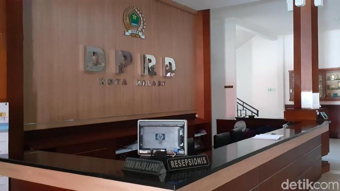 DPRD Kota Malang (Muhammad Aminudin/detikcom)