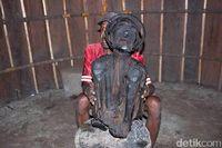 Mumi Kurulu di Wamena (Johanes Randy/detikcom)