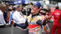 Marc Marquez Keluhkan Rehabilitasi Cedera Bahunya