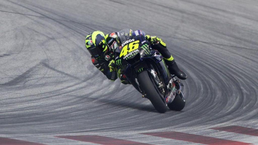Rossi Mampu Menangi Titel ke-10, Persoalannya Ada di Motor