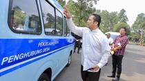 Pengen Naik Angkot Ber-AC, Wali Kota Arief: Datang ke Tangerang