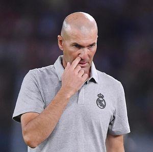 Real Madrid Dituding Diuntungkan VAR, Zidane Bilang Begini
