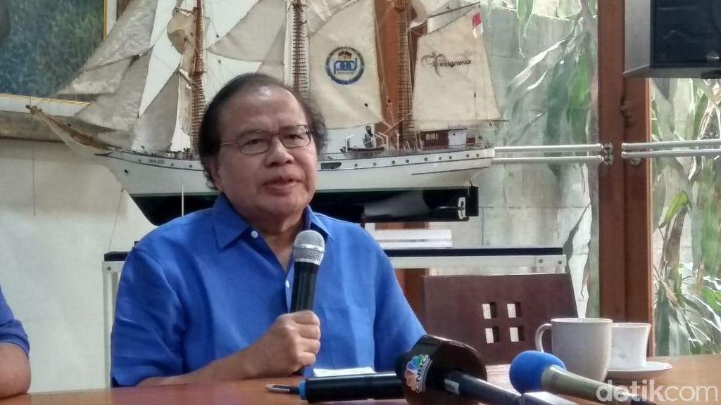 Rizal Ramli Sebut Ekonomi RI Tahun Ini Nyungsep ke 4,5%