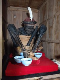 Mumi di Wamena (Hari Suroto/Balai Arkeologi Papua/Istimewa)