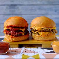 Mantul! Rp 25 Ribu Bisa Nikmati Burger Juicy di Sini