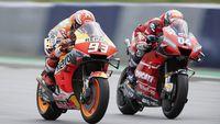 Dugaan Bos Honda atas Penyebab Kegagalan Marquez Juara di Austria