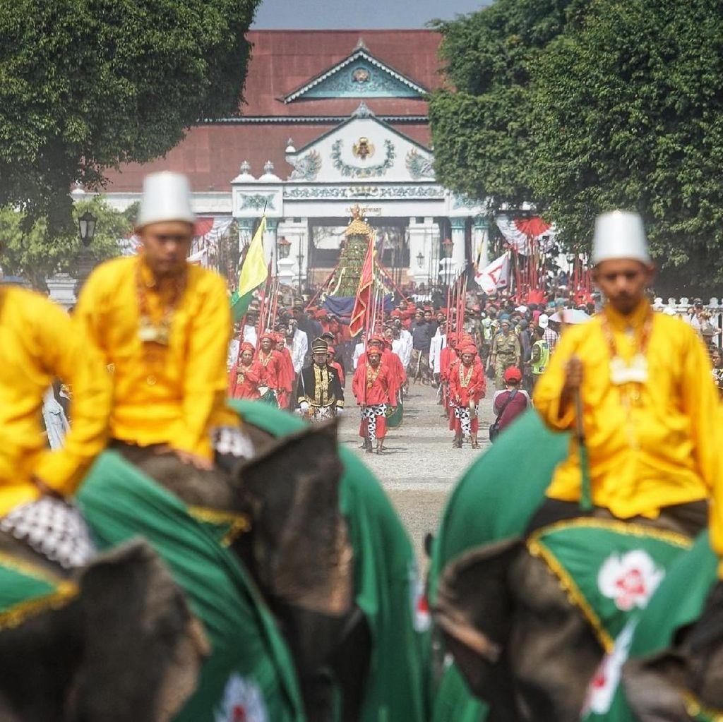 Saking Istimewanya, Yogyakarta Dapat Rp 1,3 Triliun dari Indonesia Pada 2020