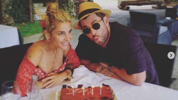 Chris Hemsworth Ulang Tahun, Ucapan Istrinya Bikin Baper