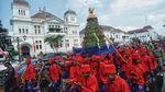 Melihat Kemeriahan Tradisi Grebeg Besar di Yogyakarta