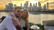 Sweet Abis! Chris Hemsworth dan Elsa Pataky Foto Mesra Rayakan 10 Tahun Nikah
