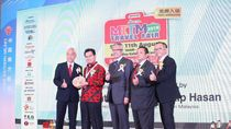 Di Malaysia, Kemenpar Gencar Promosi Wonderful Indonesia