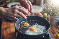 5 Cara Bikin Sarapan Telur Lebih Sehat