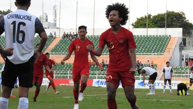 Jadwal Siaran Langsung Timnas Indonesia U-18 vs Myanmar