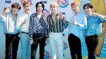 BTS Absen, Monsta X Main di Teen Choice Awards