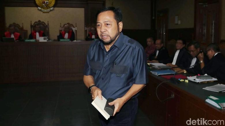 Setya Novanto Ngaku Belajar Agama ke Luthfi Hasan di Penjara