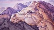 Tes Kepribadian: Ada Berapa Kuda yang Kamu Lihat di Gambar Ini?