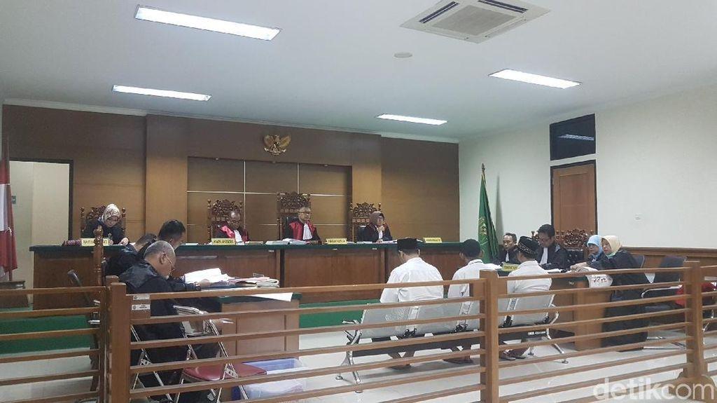 Terdakwa Sebut Kepala Ruangan Forensik RSDP Serang Tahu Pungli Tsunami